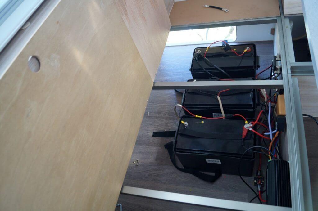 Battery set