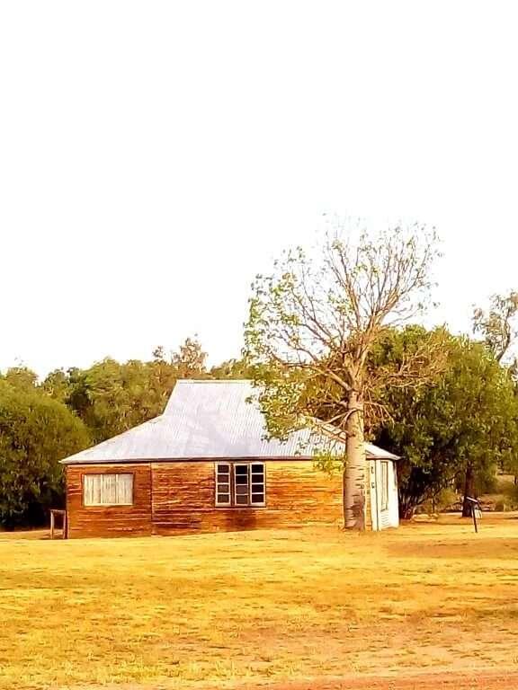 Wandoan historical camping