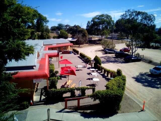 Pub aerial