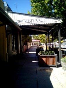 rustic shops