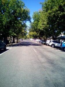 Yackandandah street