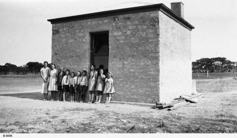 Cohen School 1933, Penong west