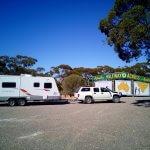 middle of australia in South Australia