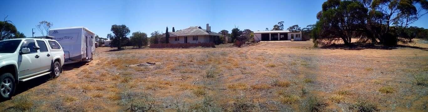 Kooma View Farmhouse - Free Camp -South Australia - Fulltime