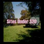 Sites under $20