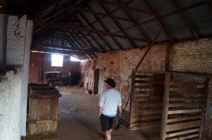 Oakabella Homestead sheds