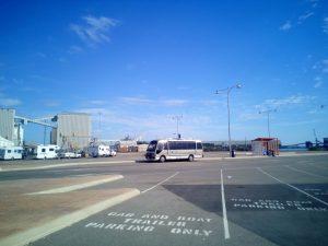 Geraldton free camp