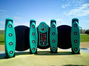 Geraldton play area