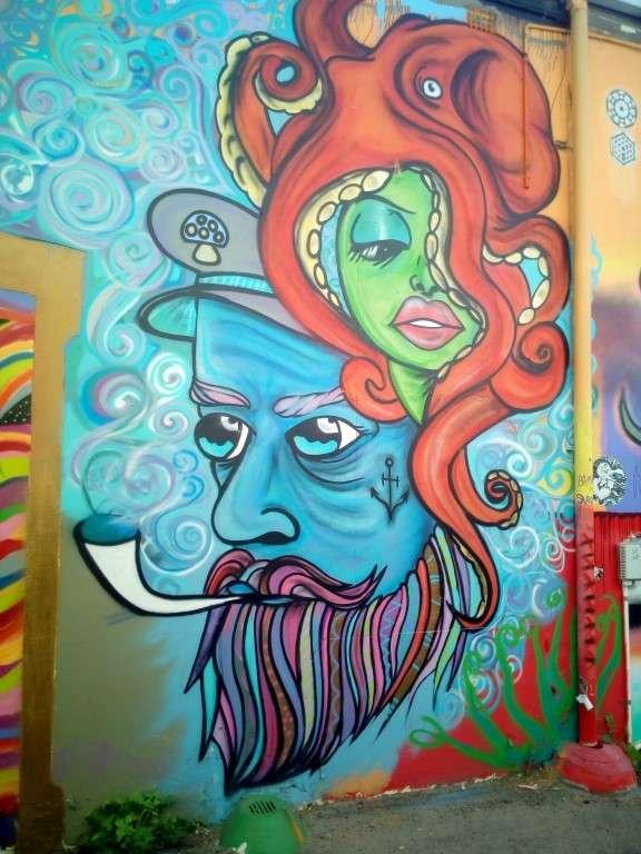 Geraldton street art
