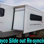 jayco slide out