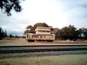 Pinjarra Historic rail