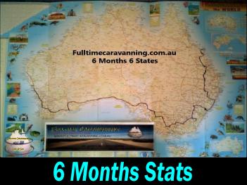 6 months stats