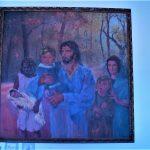 Hutt river Church painting