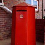 Hutt River Post box