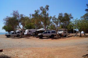 Dampier Caravan Park WA