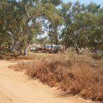 Degrey River free camp