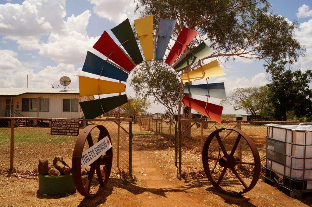 Banka Banka Station Northern Territory