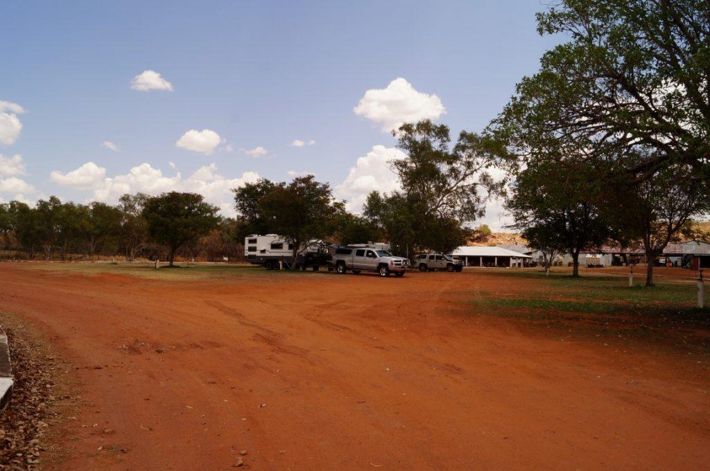 Banka Banka Station northern territory campground