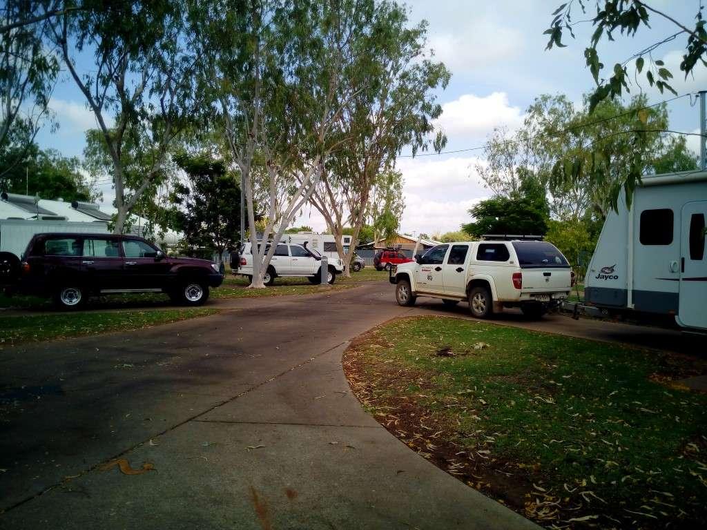 Boab Caravan Park NT