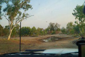 Bungle Bungles water hole