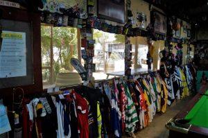 Daly Waters Pub - Northern Territory memorabilia