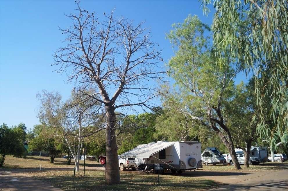Fitzroy crossing River Lodge Western Australia