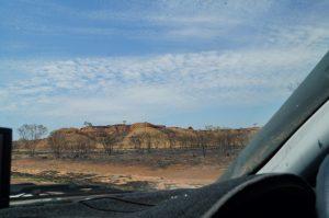 Ngumban Cliff 24 hour camp WA