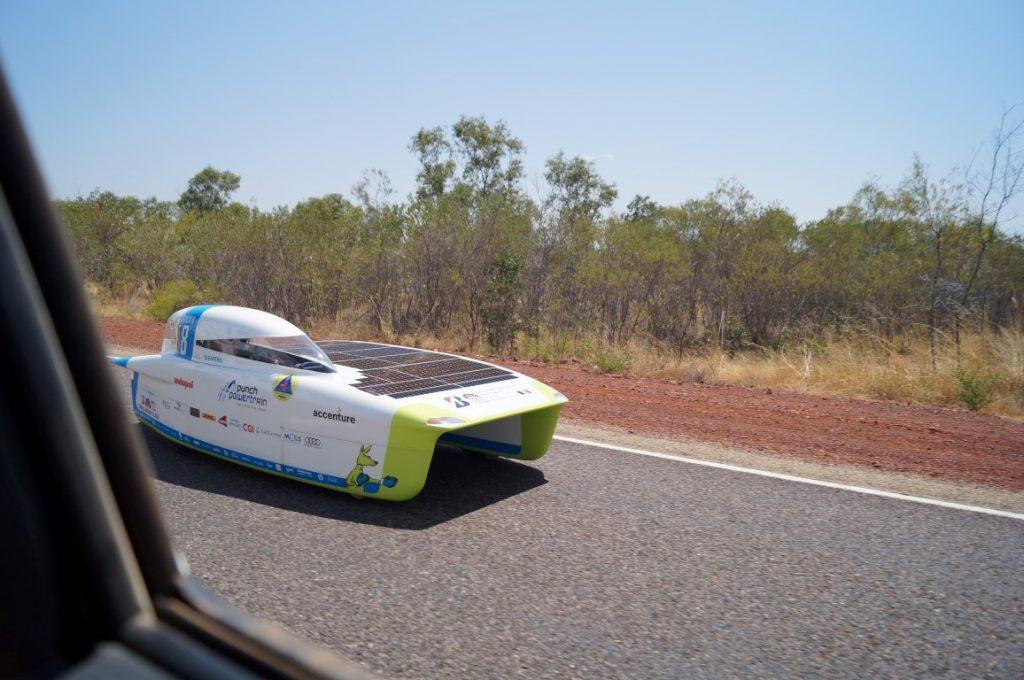 Solar Car Challenge Australia 2017