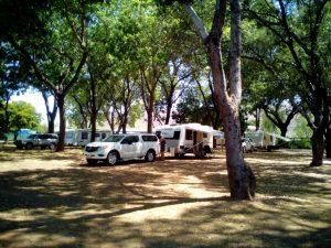 Timber Creek Roadhouse caravan park