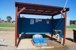Dongara - Western Australia dump point