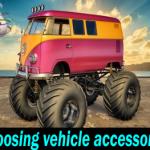 Vehicle accessories Navigation
