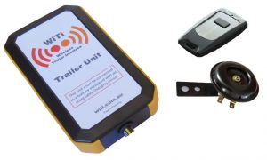 WITI GPS caravan security