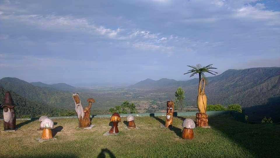 Eungella national park lookout