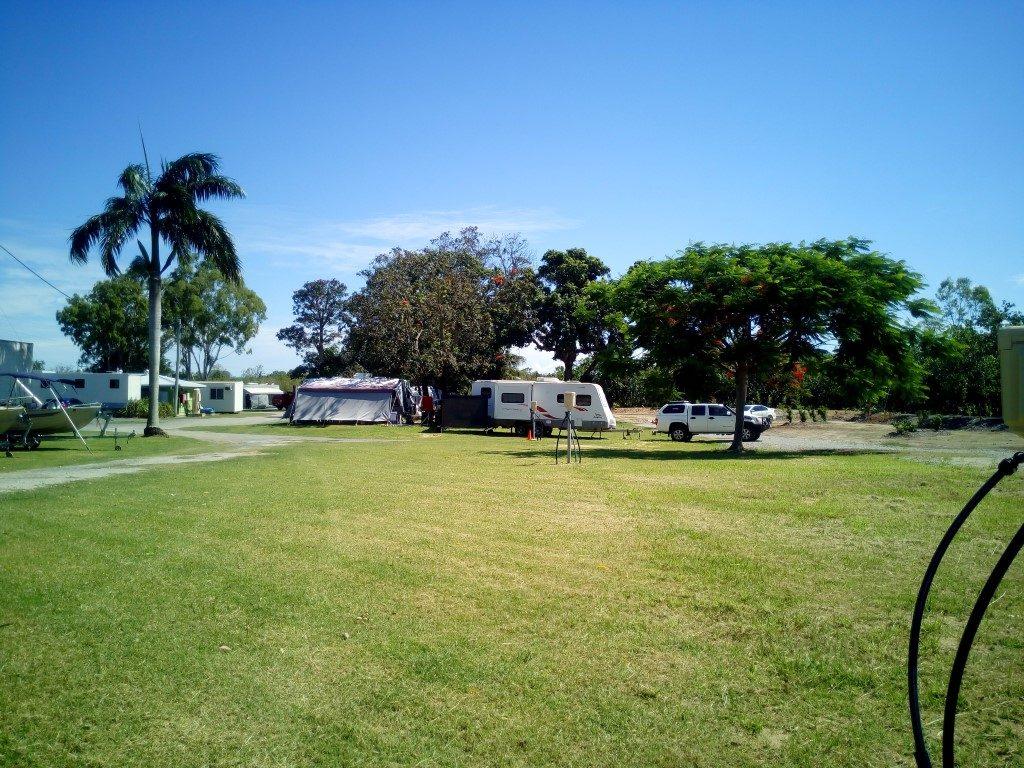 Mycow Mackay Grass site