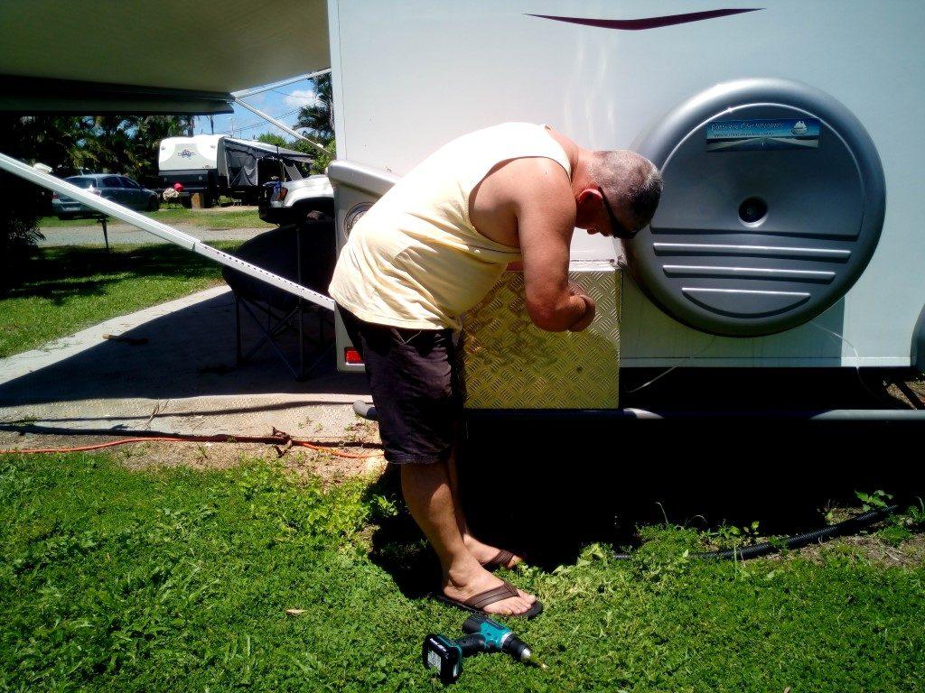 rv caravan diesel heater