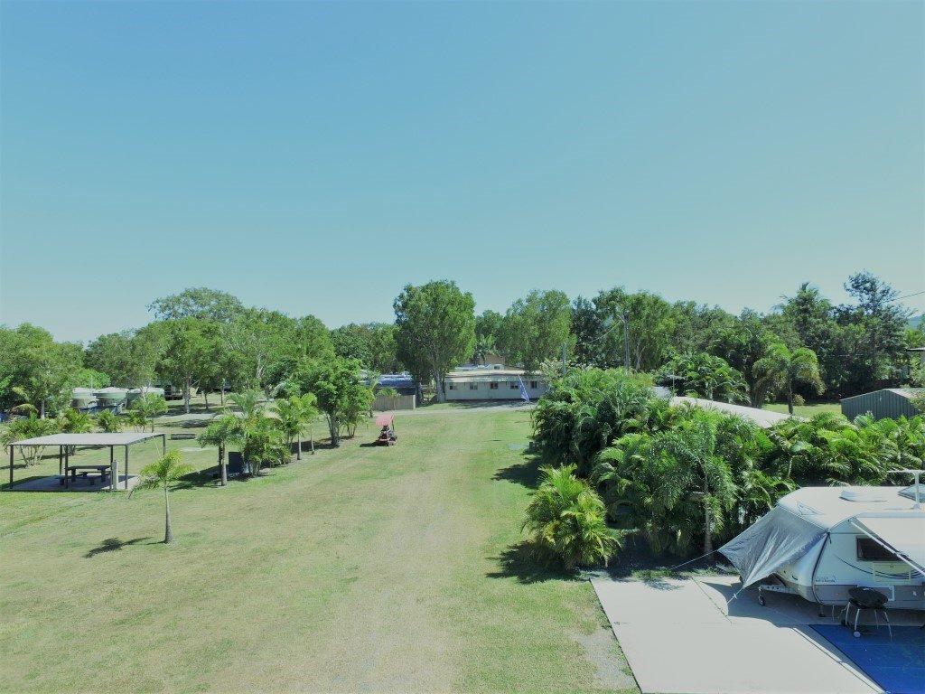 Gunna Go caravan park airlie beach