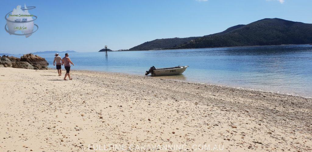 Steens beach Whitsundays Great Barrier Reef Queensland Australia