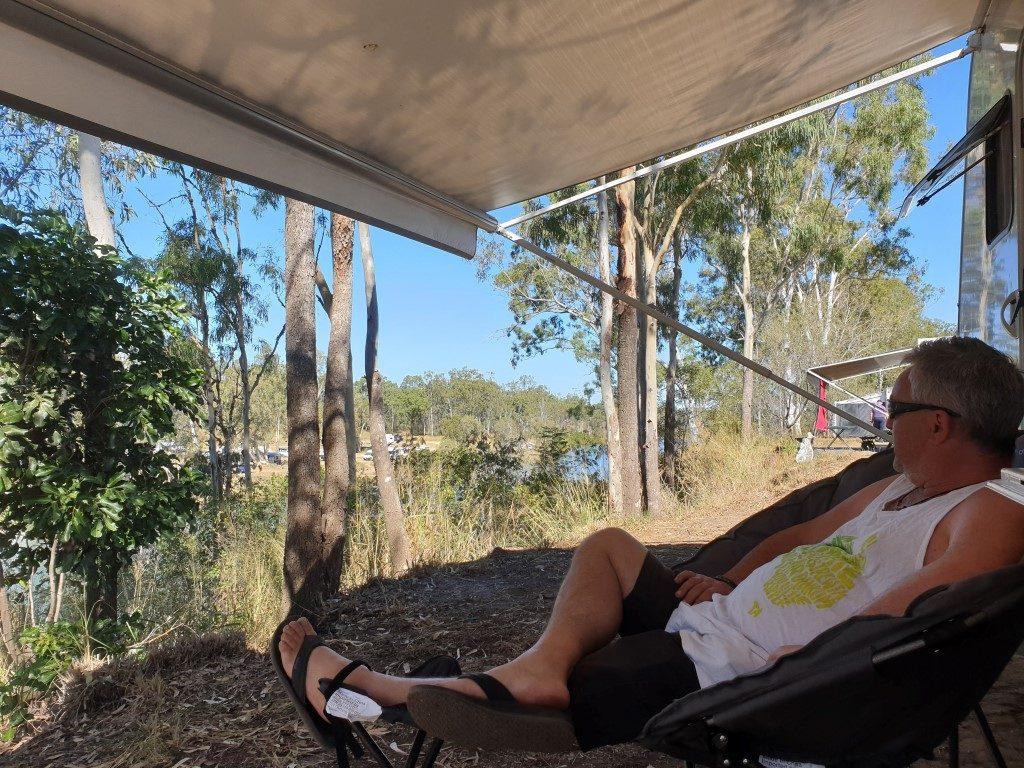 Calliope River Rest Area - Free 48hr – Queensland - Fulltime