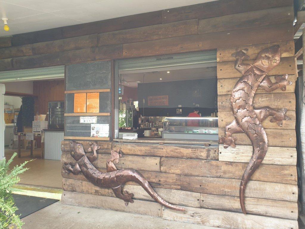 Flaggy Rock Cafe