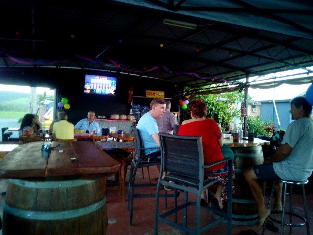 Gunna Go Caravan Park Queensland Kui Park Bar