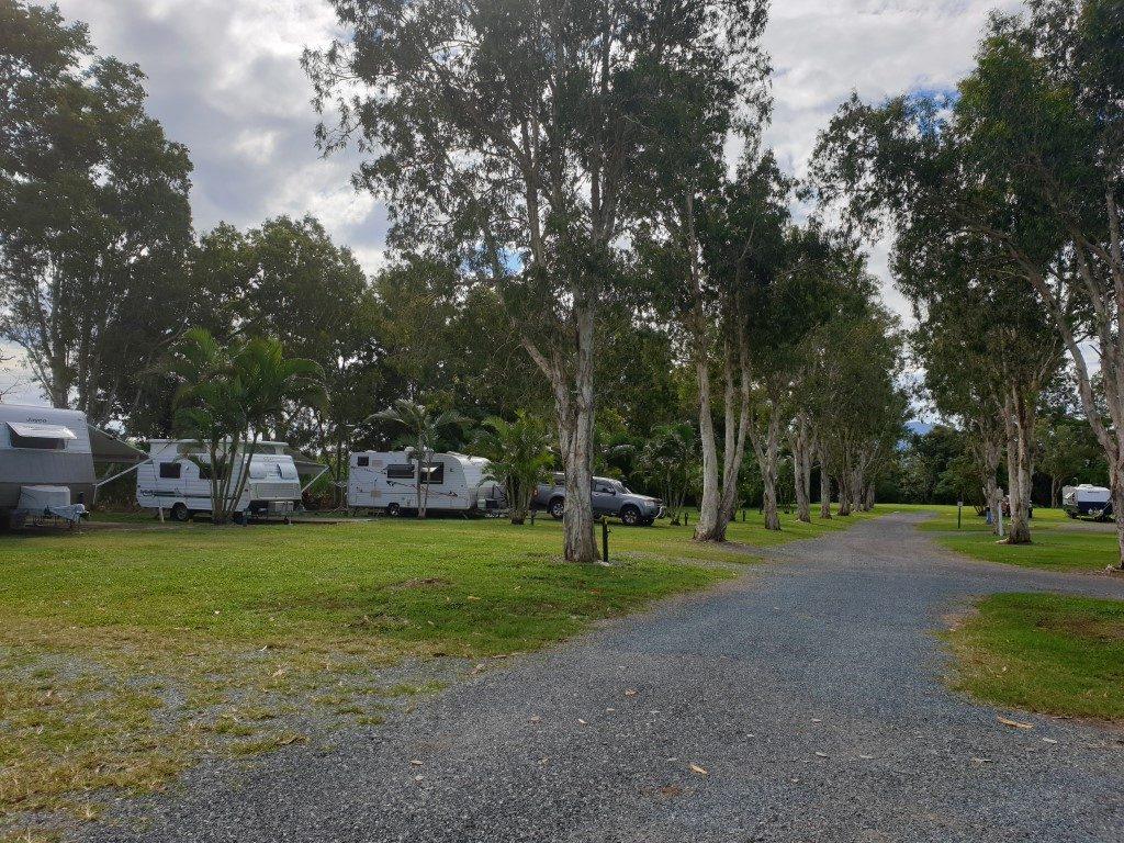 Gunna Go Caravan Park Queensland Kui Park