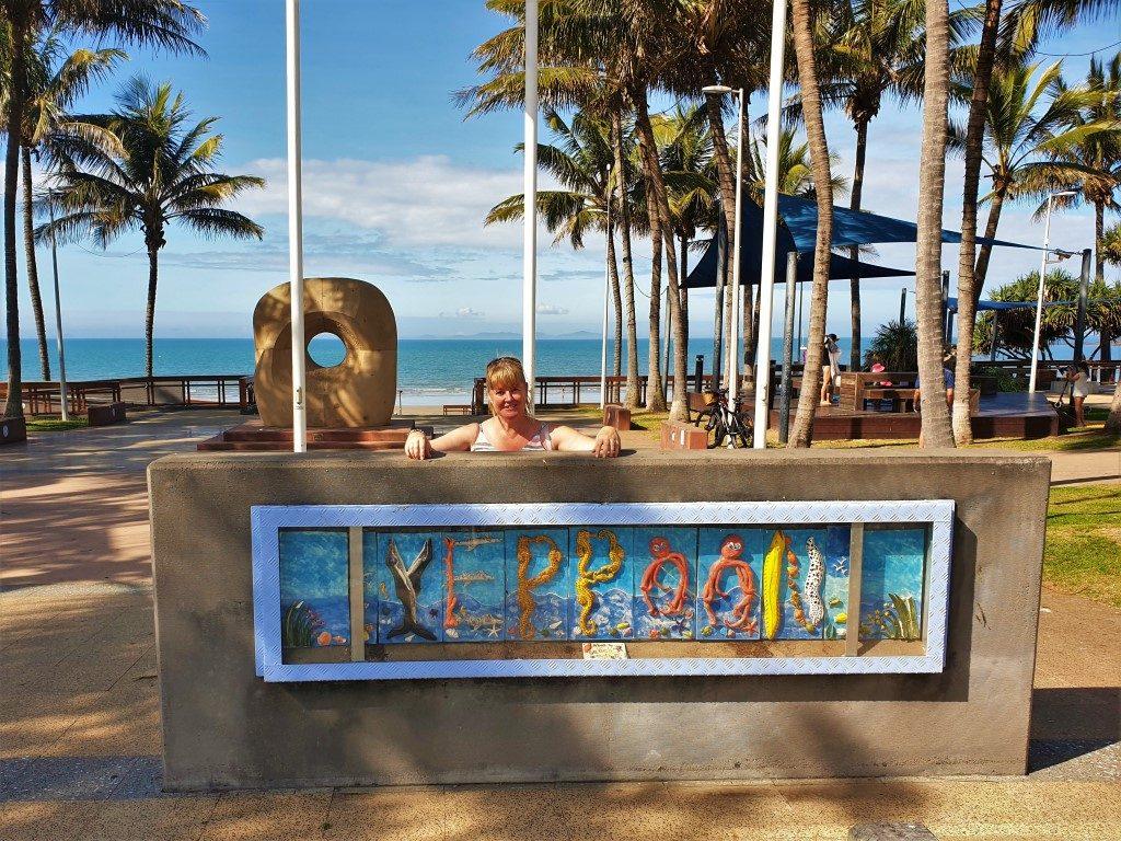 Yeppoon Queensland sign