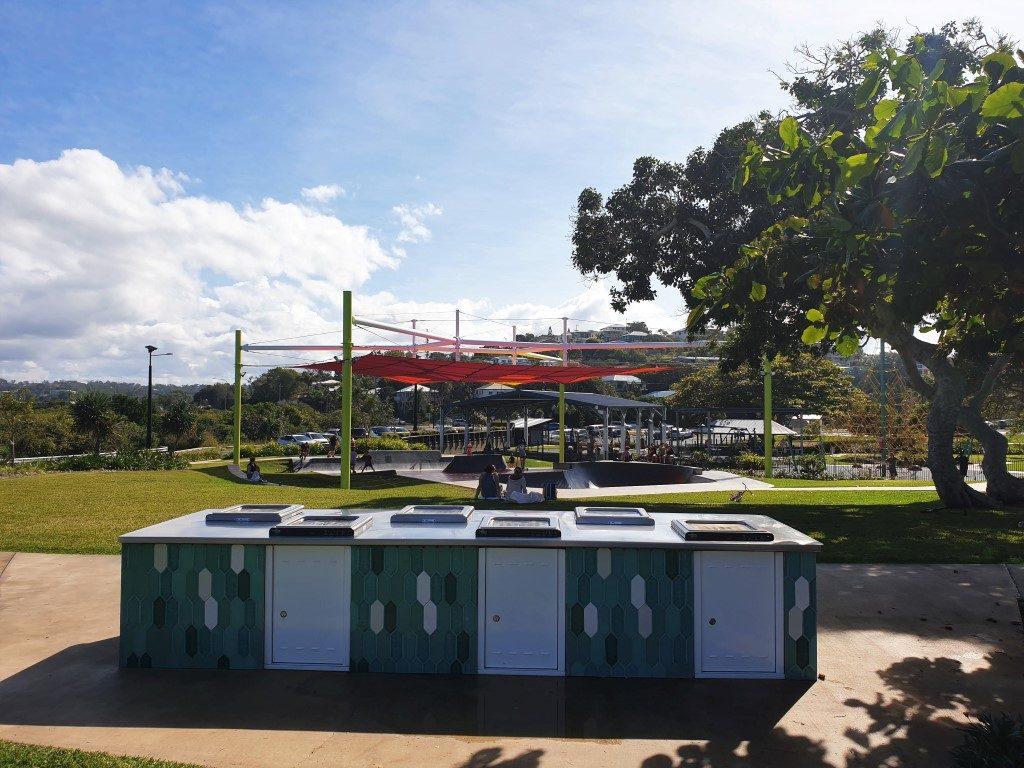 BBQ's - Park -Skate Park yeppoon