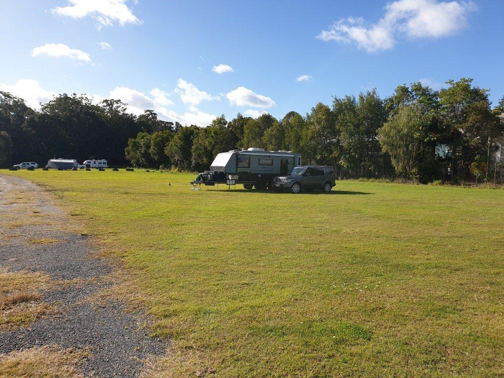 Cooroy-Stop-Over-Queensland caravan parking