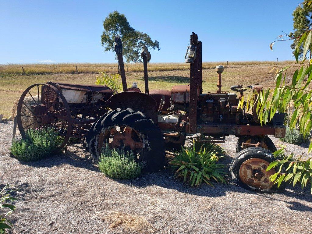 Kolonga-Camp-farm machinery