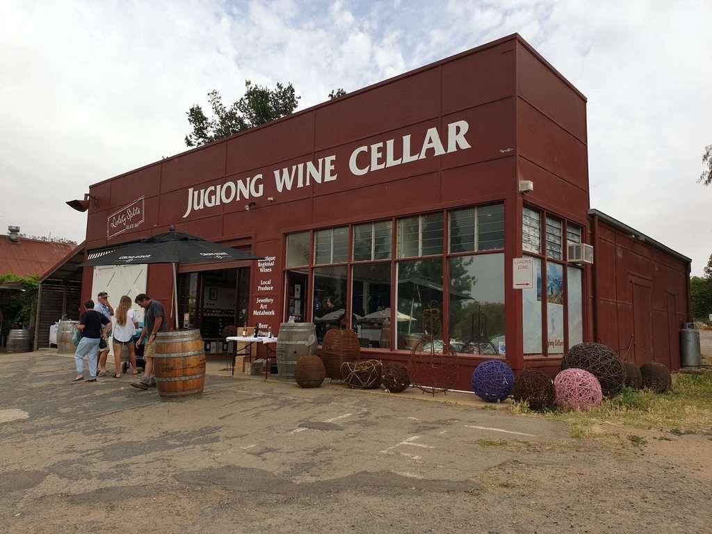 Jugiong wine Cellar