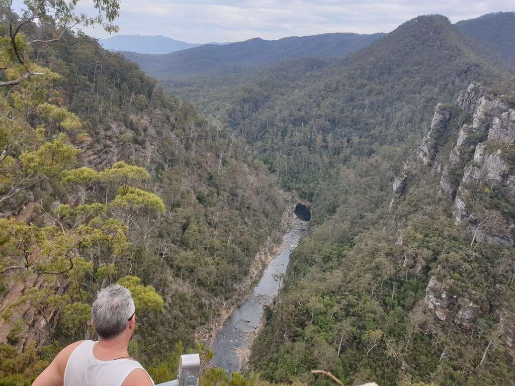 Alum Cliffs Chudleigh Tasmania