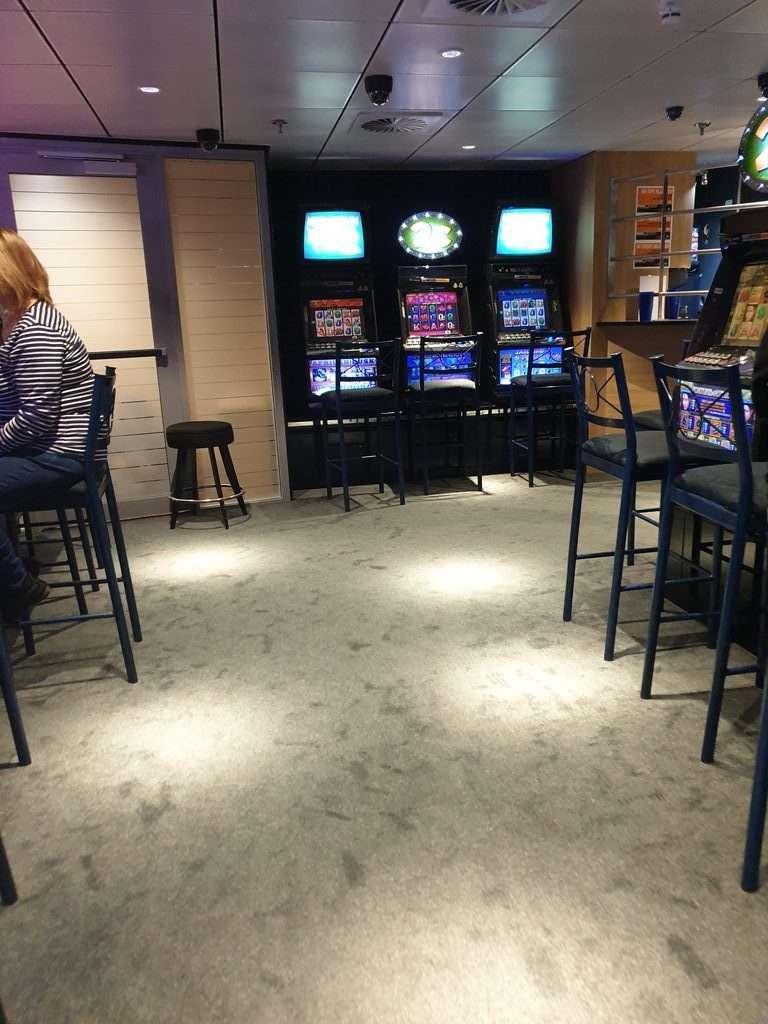 Admirals gaming lounge