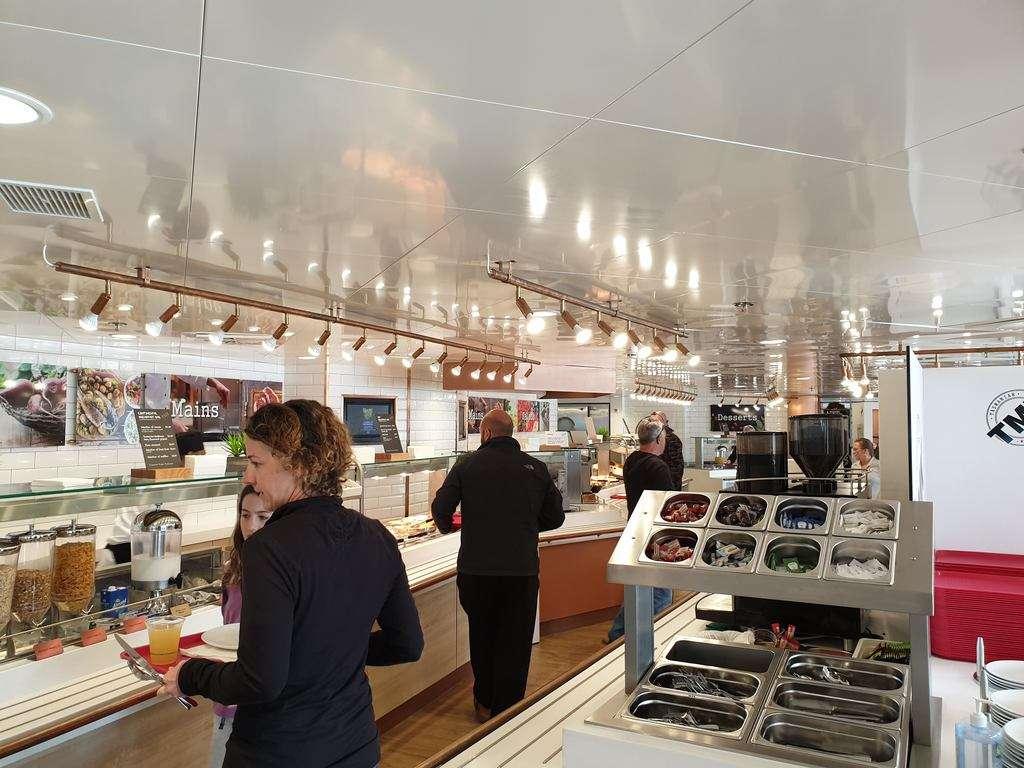 Spirit Of Tasmania Tasmanian Market Kitchen cafe