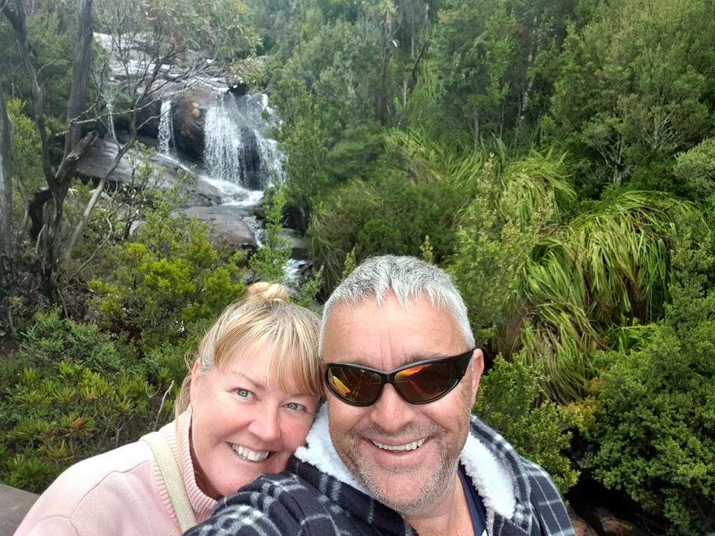 Arve Falls Walk Tasmania